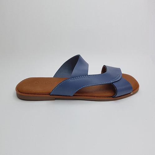 Flat Comfy Azul