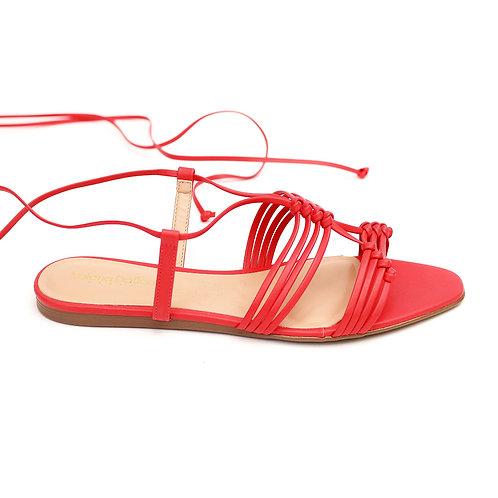 Sandália Tiras Candy Color