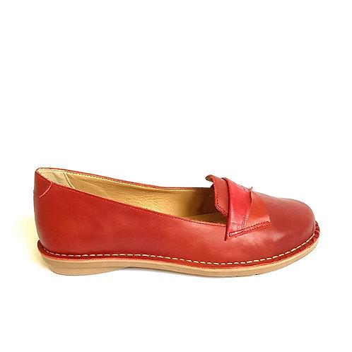 Loafer Color Vermelho