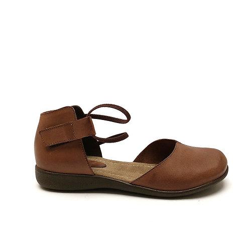 Sapato Boneca Comfort couro