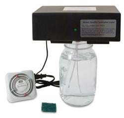 Colloidal Silver Edge Generator