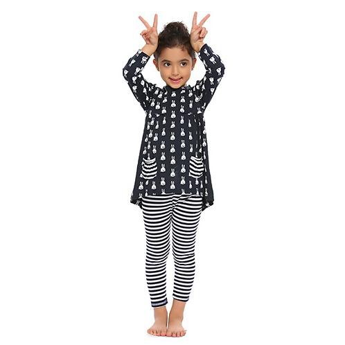 Arshiner Little Girls 2 Piece Clothing Set