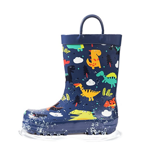 Outee Toddler Kids Rain Boots