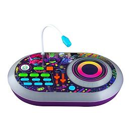 eKids Trolls World Tour DJ Trollex Party Mixer Turntable