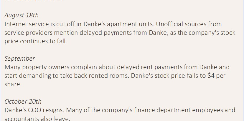Danke (Part 2): Unravelling the Collapse of a Real Estate Ponzi Scheme