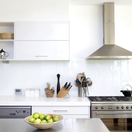 Live Well Corner: Practicing Good Safety Skills in Your Kitchen
