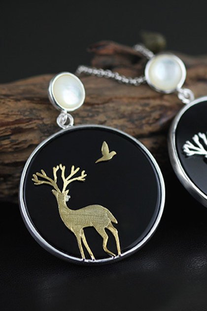 Deer's Dream Necklace
