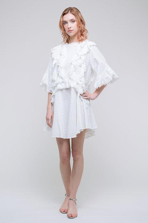 Ecru Emissary | Delilah Dress