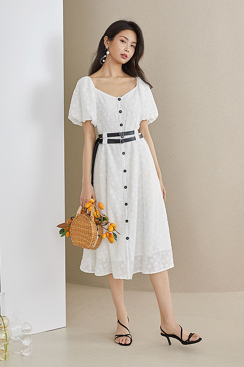 FANSILANEN | Palace Midi Dress