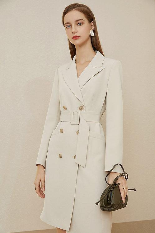 FANSILANEN   Lady Suit Dress