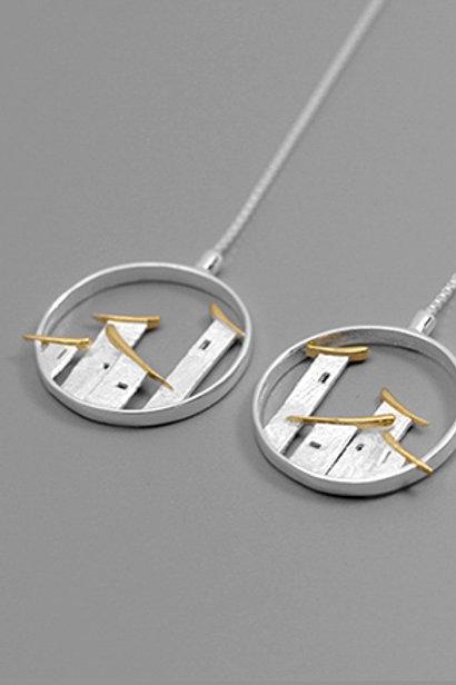 Yangtze River Earrings