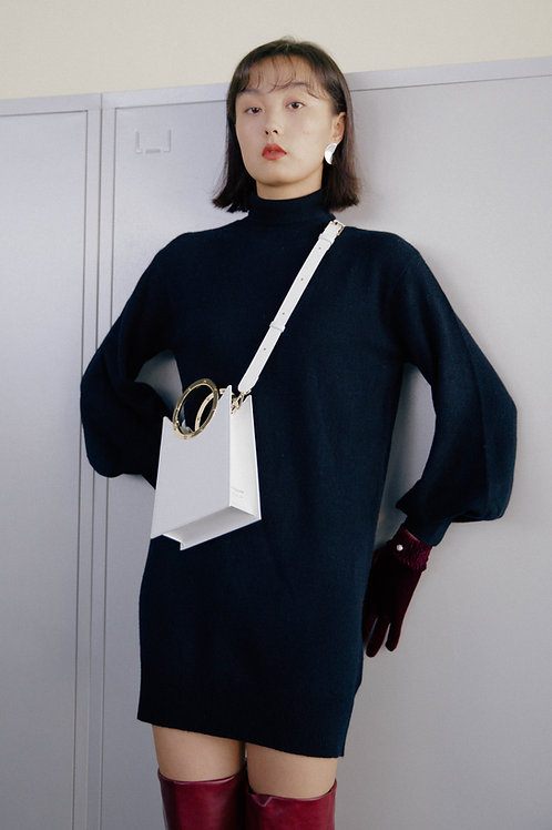Kitayama | White Ariel Purse