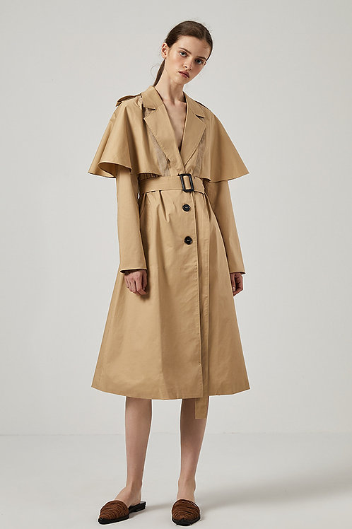 Choose Party | Linnea Trench Coat