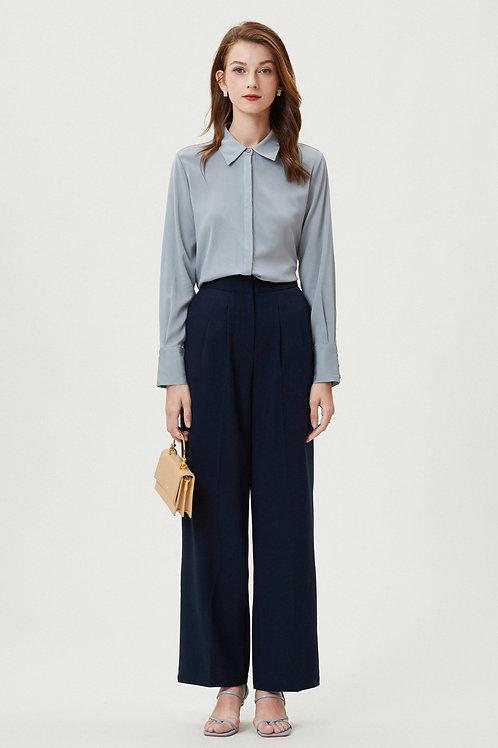 Ecru Emissary | Anemone Silk Shirt