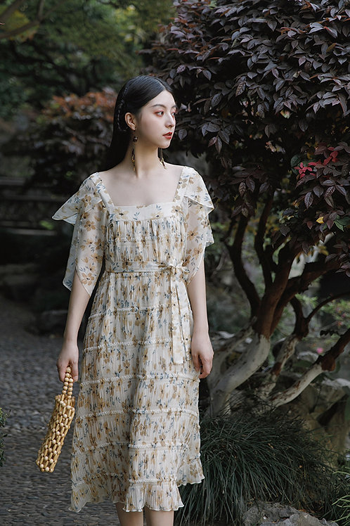 MOLIFUSU | Convallaria Dress