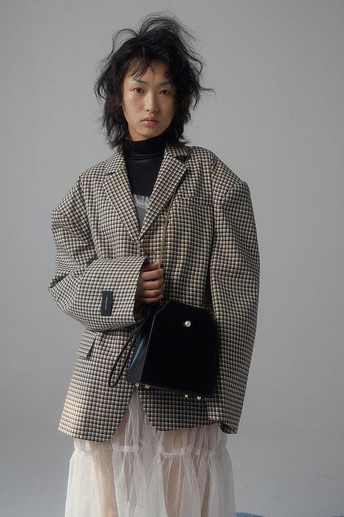 Kitayama Studio | Black Crossbody Bag