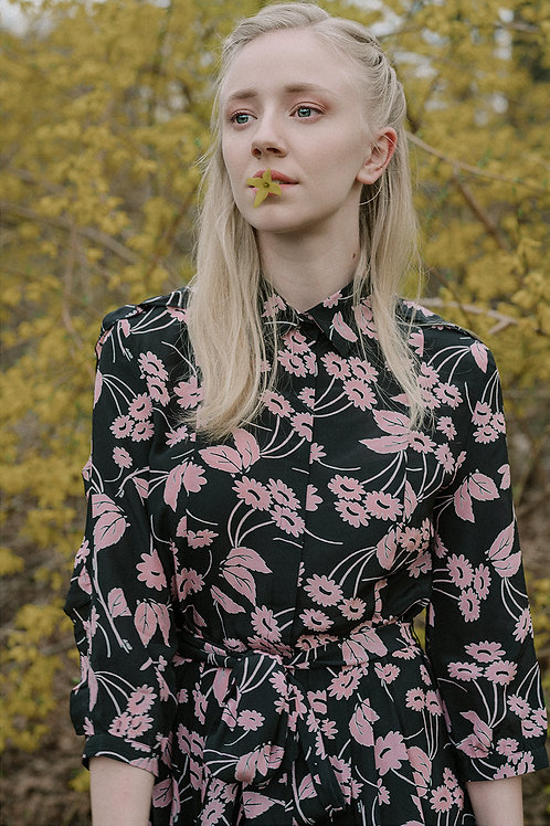 Ecru Emissary | Arielle Maxi Dress