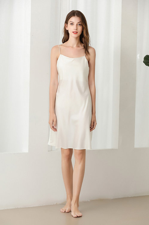 Lykke Home   19 Momme Mulberry Silk Dreaming Dress
