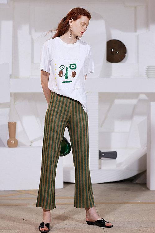 Rimless | White & Green T-shirt