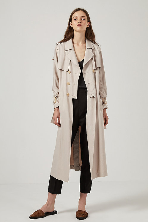 Choose Party | Billie Trench Coat