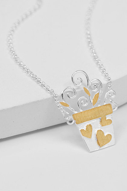 The Love Coffee Necklace