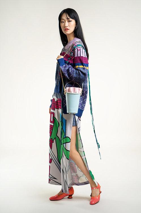Kitayama Studio | Blue Bucket Bag