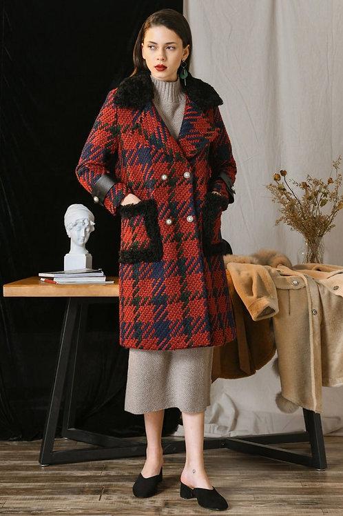 Ecru Emissary | Brume Coat