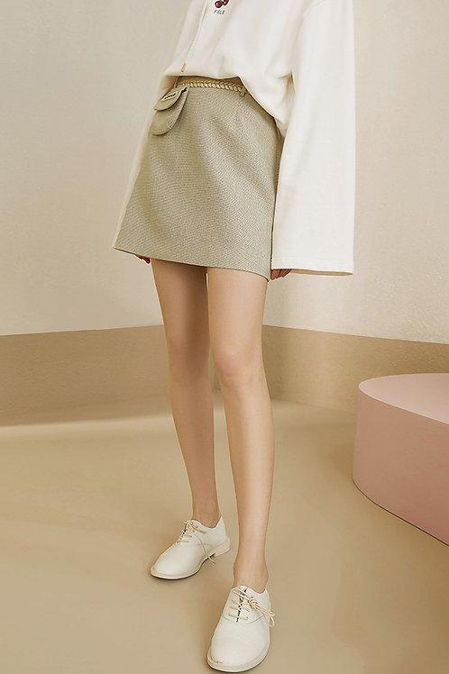 FANSILANEN | Pocket Mini Skirt