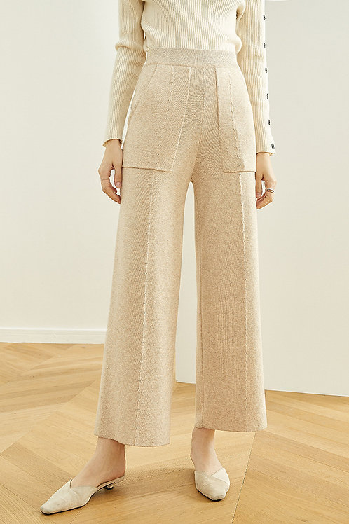 FANSILANEN | Soft Knit Pants