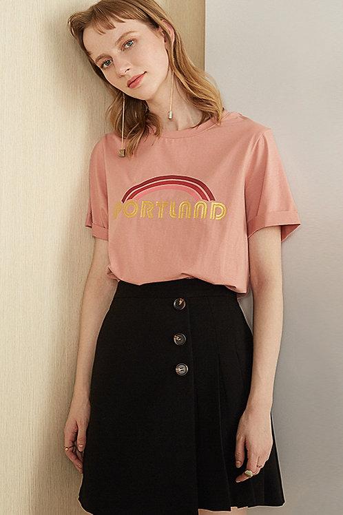 FANSILANEN | Pleats Skirt