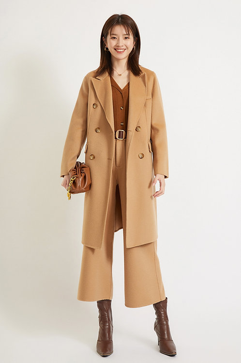 Ecru Emissary | Margo Coat