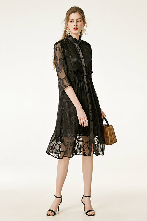 Ecru Emissary | Dakota Dress