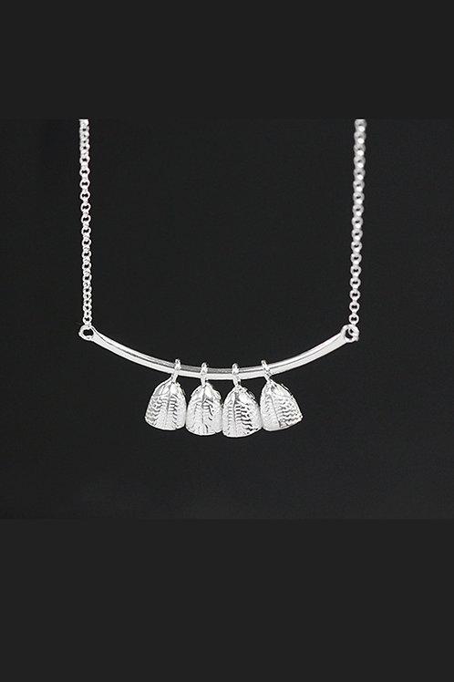 Fish Head Necklace