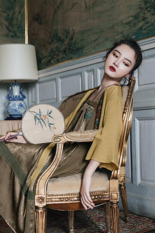 MOLIFUSU | Mustard Kimono
