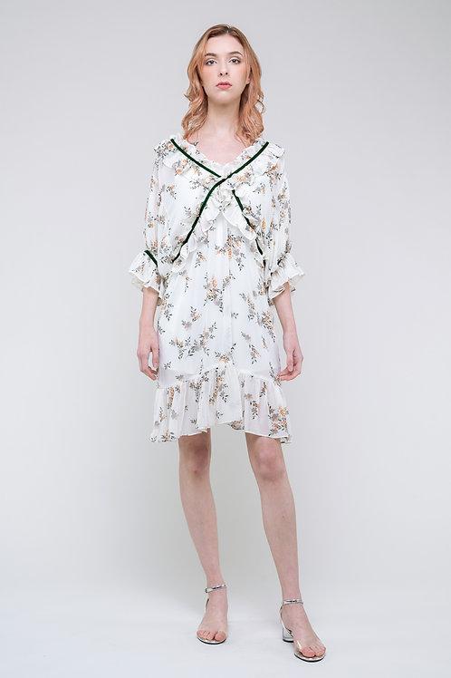 Ecru Emissary | Peyton Dress