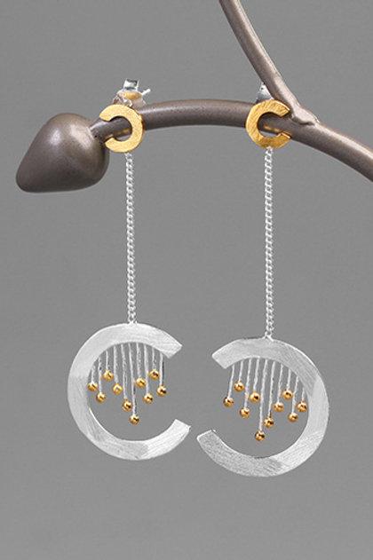 Double C Breeze Earrings