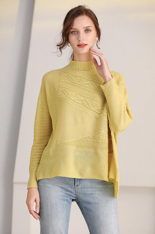 Ecru Emissary | Cadence Sweater