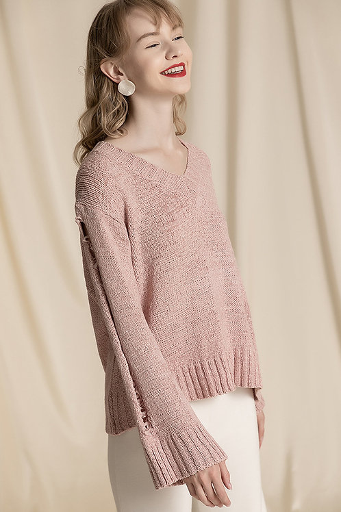 Ecru Emissary | Nimah Sweater