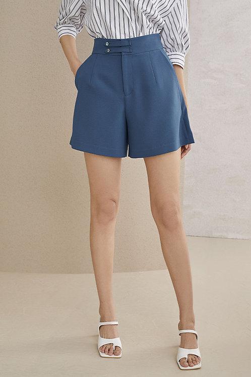 FANSILANEN | Larisa Blue Shorts