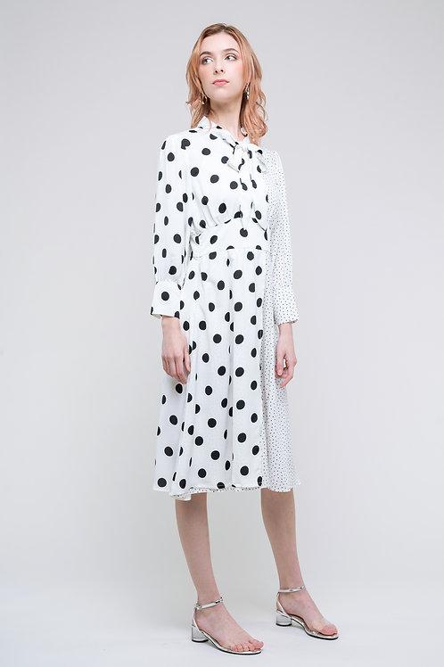 Ecru Emissary | Sasha Midi Dress
