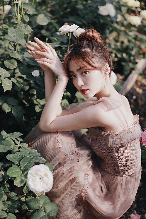 Molifusu | Butterfly Dress