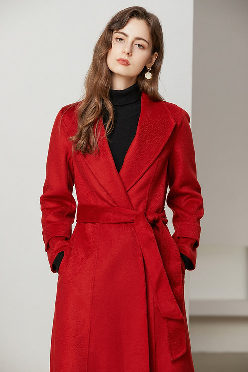 Ecru Emissary | Red Circe Coat