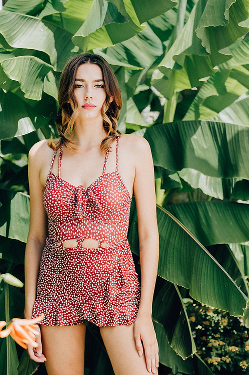 Vicki | Hadley 1-piece Swimwear