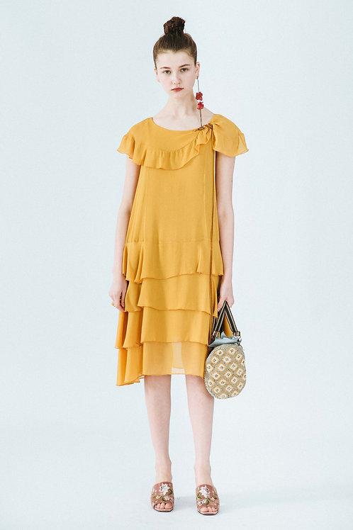 MOLIFUSU | Ginger Budapest Dress