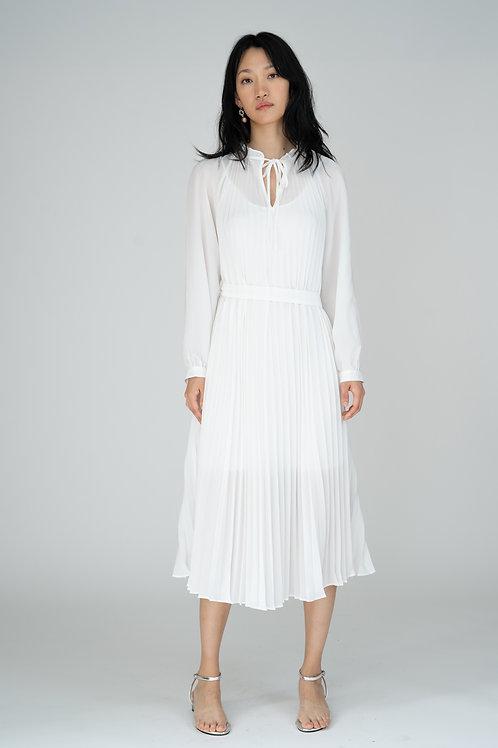 Ecru Emissary | Elaine Maxi Dress