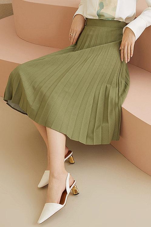 FANSILANEN | Olive Midi Dress