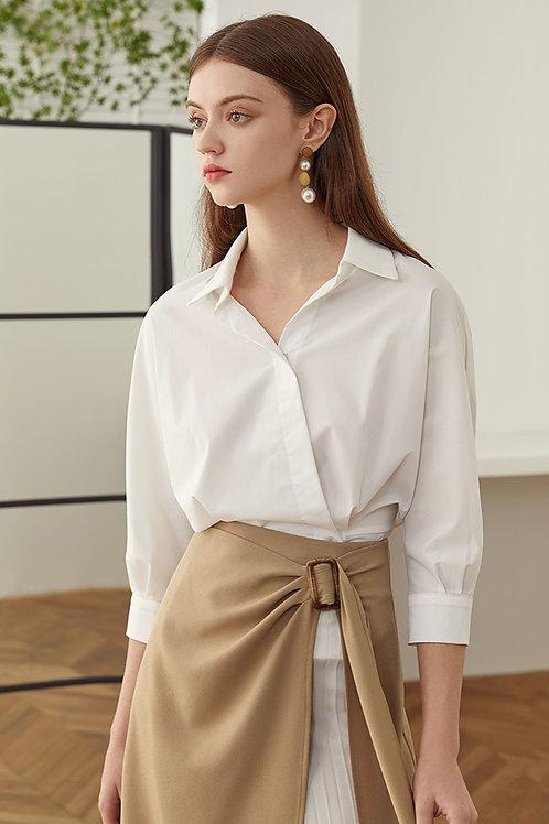 FANSILANEN | Masilda White Shirt