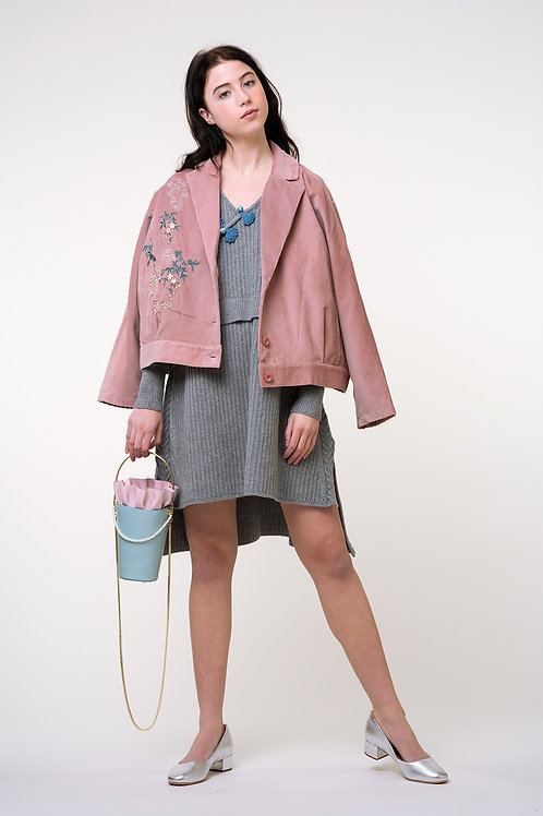 MOLIFUSU | Pavilion Flower Patterned Jacket