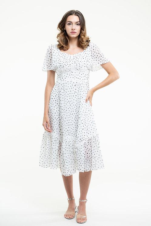 Ecru Emissary | Eleanor Dress