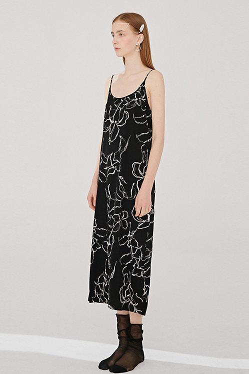 Vanessa Liu   Della Midi Dress